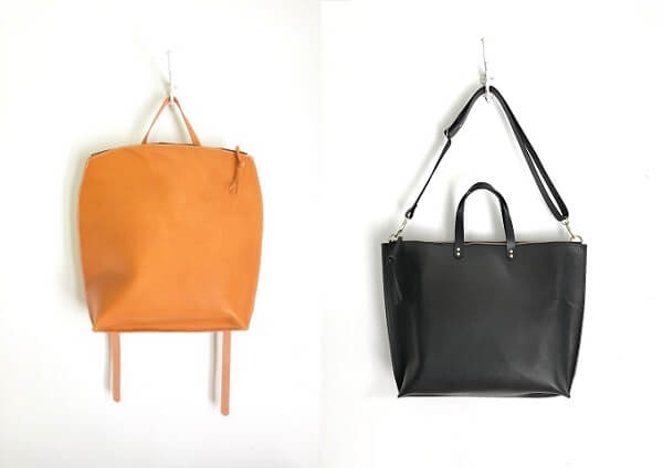 Vegetable Tanned Bags