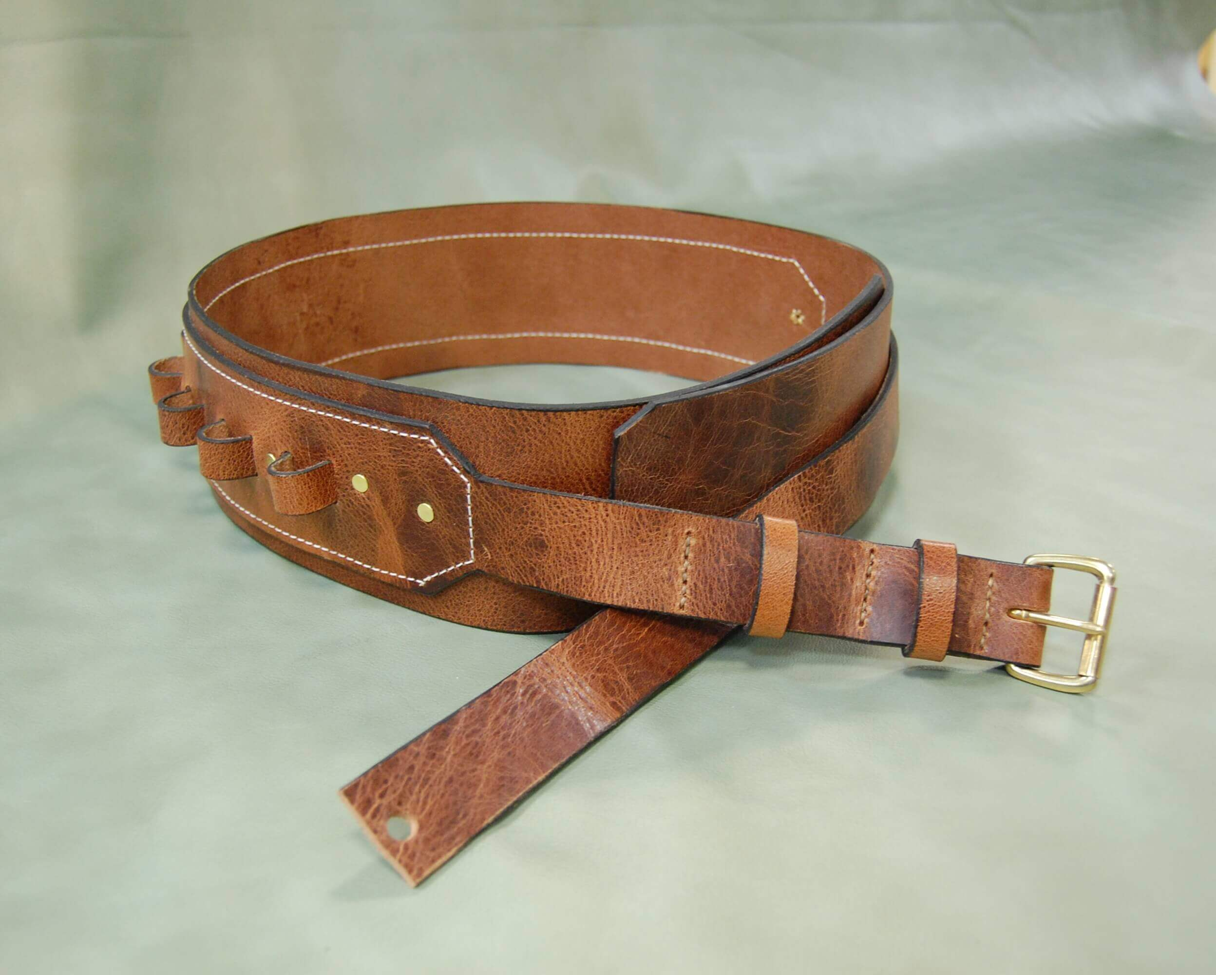 brown carterage belt15