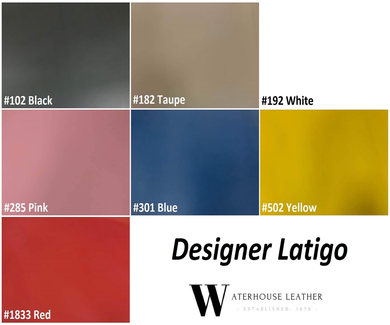 Designer Latigo Card Full1 Stretched